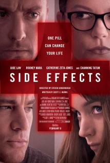 映画『 サイド・エフェクト (2013) SIDE EFFECTS 』ポスター