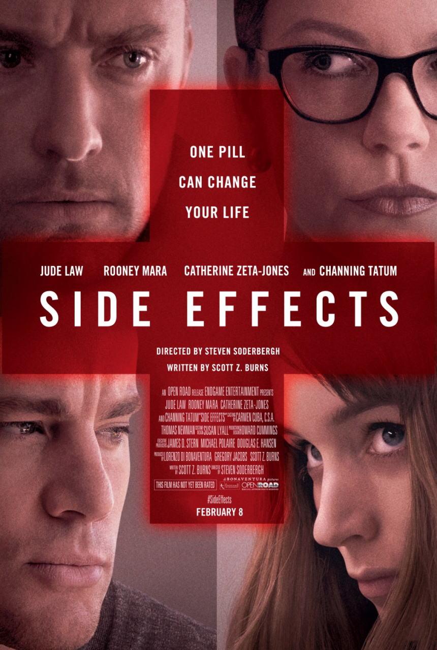 映画『サイド・エフェクト (2013) SIDE EFFECTS』ポスター(1) ▼ポスター画像クリックで拡大します。