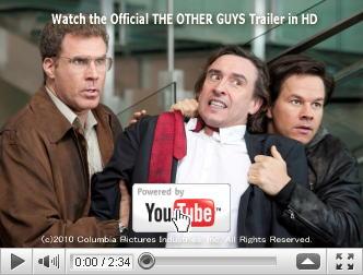 ※クリックでYouTube『アザー・ガイズ 俺たち踊るハイパー刑事! THE OTHER GUYS』予告編へ