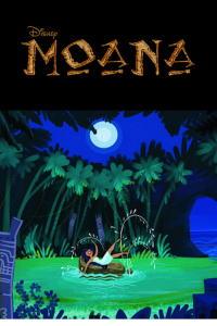 モアナと伝説の海ポスター04画像▼画像クリックで拡大します@映画の森てんこ森
