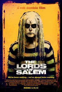 映画『 ロード・オブ・セイラム (2012) THE LORDS OF SALEM 』ポスター