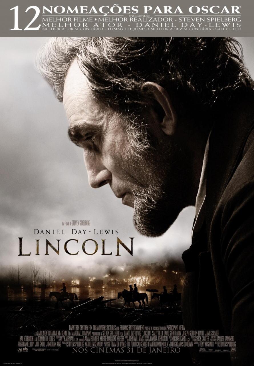 映画『リンカーン (2012) LINCOLN』ポスター(2)▼ポスター画像クリックで拡大します。