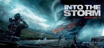 映画『イントゥ・ザ・ストーム (2014) INTO THE STORM』ポスター(3)▼ポスター画像クリックで拡大します。