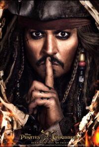 パイレーツ・オブ・カリビアン/最後の海賊ポスター02画像 ▼画像クリックで拡大します@映画の森てんこ森