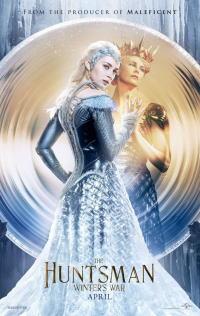 スノーホワイト/氷の王国ポスター01画像 ▼画像クリックで拡大します@映画の森てんこ森
