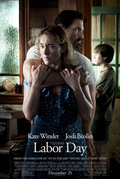 映画『とらわれて夏 (2013) LABOR DAY』ポスター(2) ▼ポスター画像クリックで拡大します。