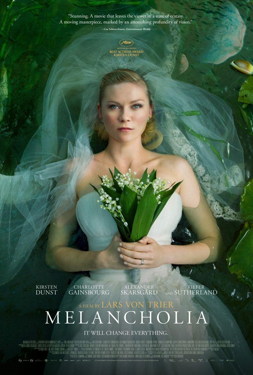 映画『メランコリア MELANCHOLIA』ポスター(2)
