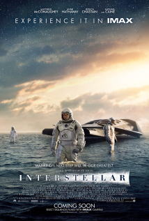 映画『 インターステラー (2014) INTERSTELLAR 』ポスター