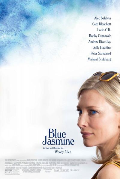 映画『ブルージャスミン (2013) BLUE JASMINE』ポスター(1)▼ポスター画像クリックで拡大します。