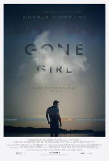 映画『 ゴーン・ガール (2014) GONE GIRL 』ポスター