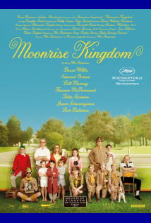 映画『 ムーンライズ・キングダム (2012) MOONRISE KINGDOM 』ポスター