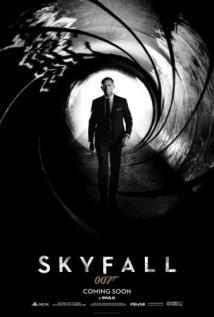 映画『 007 スカイフォール (2012) SKYFALL 』ポスター