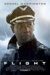 映画『 フライト (2012) FLIGHT 』ポスター