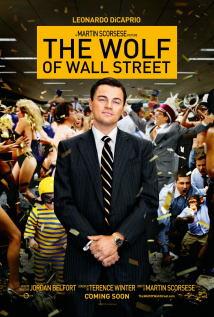 映画『 ウルフ・オブ・ウォールストリート (2013) THE WOLF OF WALL STREET 』ポスター