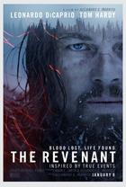 映画『 レヴェナント:蘇えりし者 (2015) THE REVENANT 』ポスター