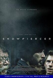 映画『 スノーピアサー (2013) SNOWPIERCER 』ポスター