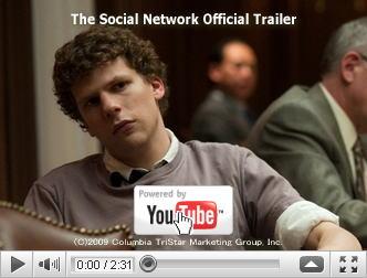 ※クリックでYouTube『ソーシャル・ネットワーク THE SOCIAL NETWORK』予告編へ