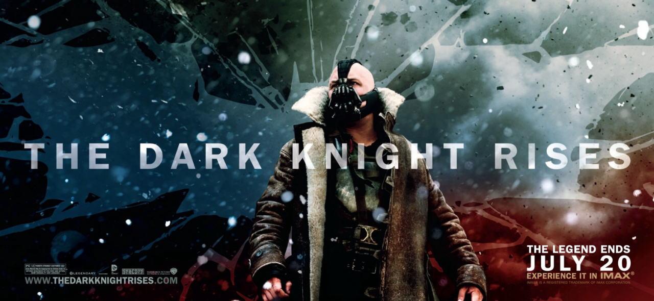 映画『ダークナイト ライジング THE DARK KNIGHT RISES』ポスター(6)▼ポスター画像クリックで拡大します。