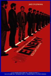 映画『 複製された男 (2013) ENEMY 』ポスター