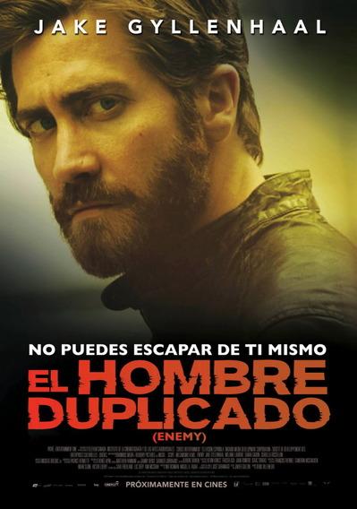 映画『複製された男 (2013) ENEMY』ポスター(3) ▼ポスター画像クリックで拡大します。