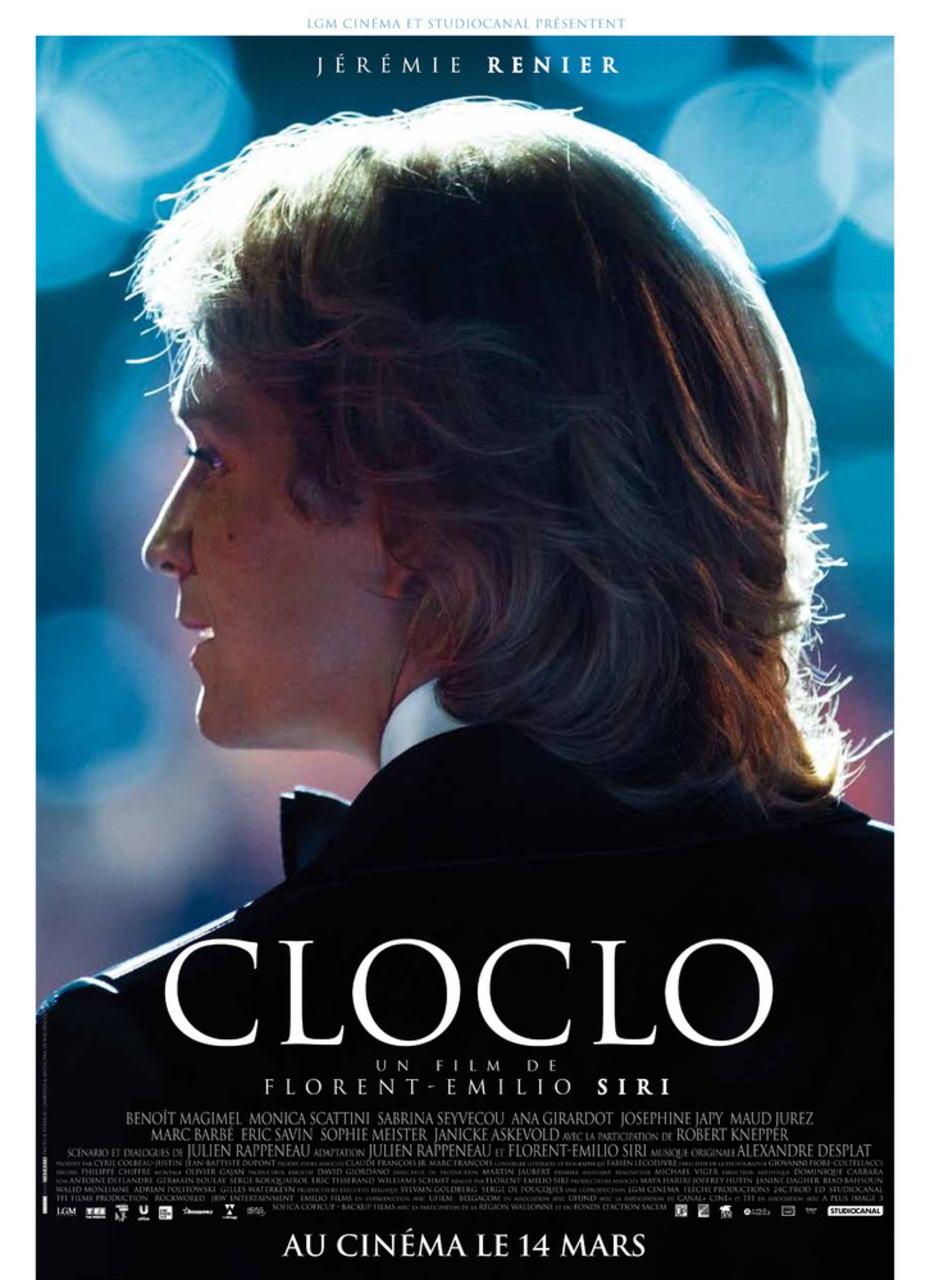 映画『最後のマイ・ウェイ (2012) CLOCLO (原題) / MY WAY (英題)』ポスター(2) ▼ポスター画像クリックで拡大します。