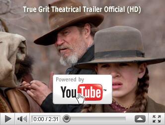 ※クリックでYouTube『トゥルー・グリット TRUE GRIT』予告編へ