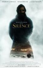 映画『 沈黙 -サイレンス- (2016) SILENCE 』ポスター