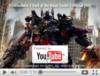 ※クリックでYouTube『トランスフォーマー/ダークサイド・ムーン TRANSFORMERS: DARK OF THE MOON』予告編へ