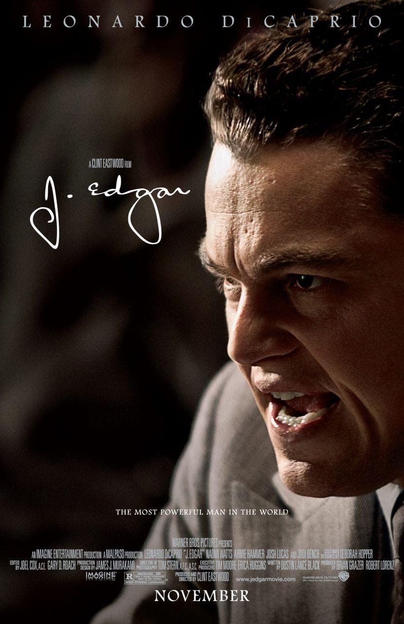 映画『J・エドガー』ポスター(1)