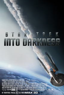 映画『 スター・トレック イントゥ・ダークネス (2013) STAR TREK INTO DARKNESS 』ポスター