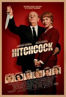 映画『 ヒッチコック (2012) HITCHCOCK 』ポスター