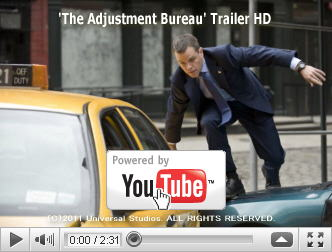 ※クリックでYouTube『アジャストメント THE ADJUSTMENT BUREAU』予告編へ