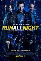映画『 ラン・オールナイト (2014) RUN ALL NIGHT 』ポスター