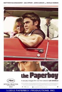 映画『 ペーパーボーイ 真夏の引力 (2012) THE PAPERBOY 』ポスター