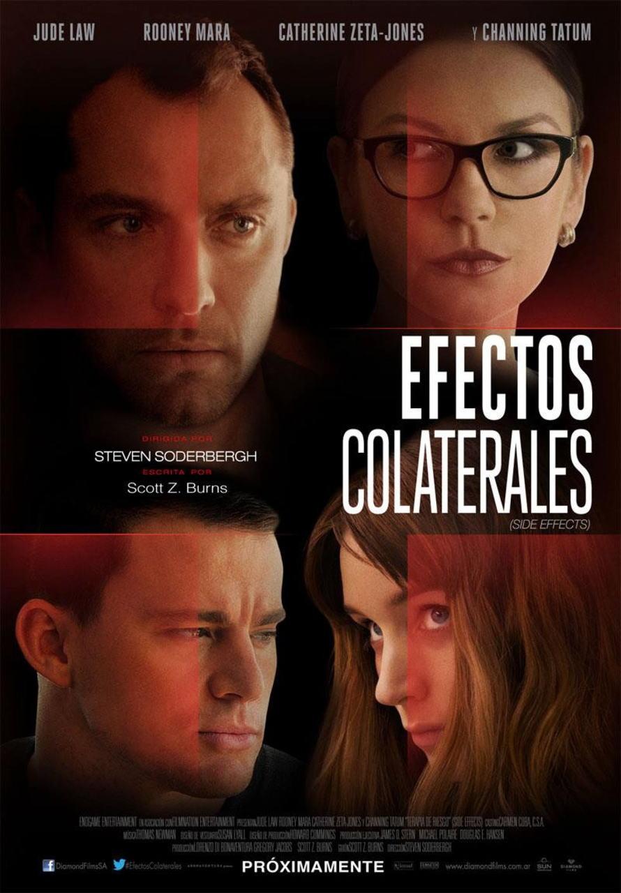 映画『サイド・エフェクト (2013) SIDE EFFECTS』ポスター(2) ▼ポスター画像クリックで拡大します。
