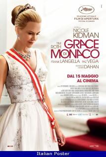映画『 グレース・オブ・モナコ 公妃の切り札 (2014) GRACE OF MONACO 』ポスター