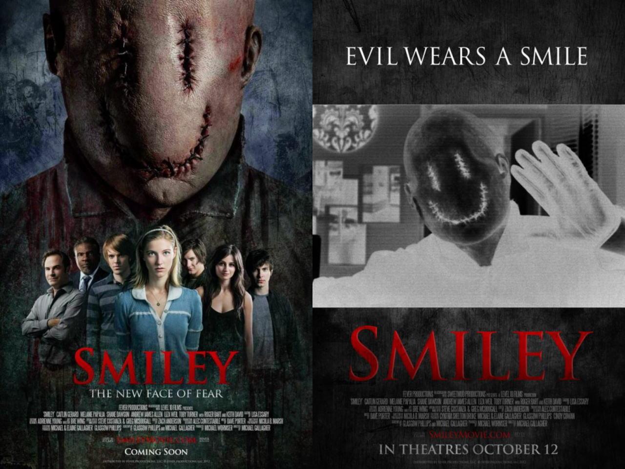 映画『スマイリー SMILEY』ポスター(4)▼ポスター画像クリックで拡大します。
