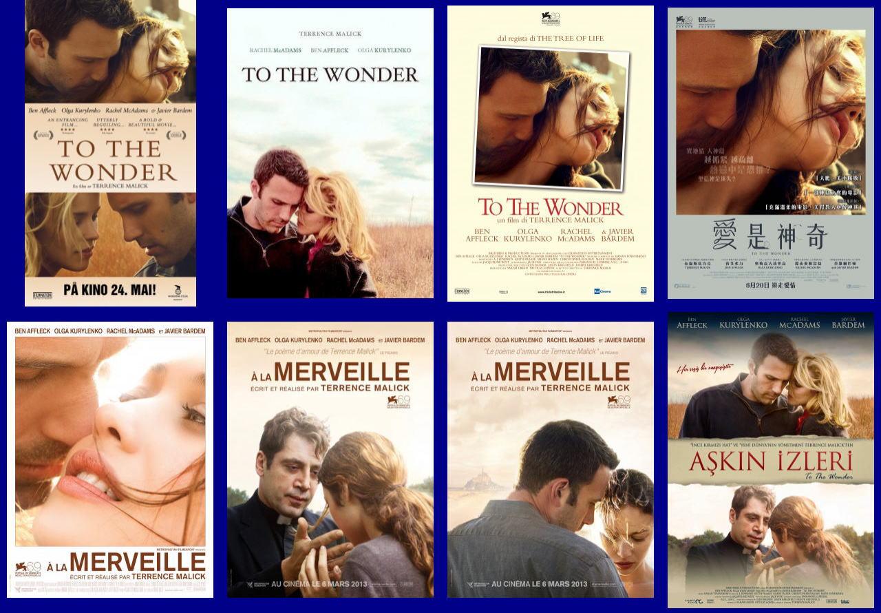 映画『トゥ・ザ・ワンダー TO THE WONDER』ポスター(5)▼ポスター画像クリックで拡大します。