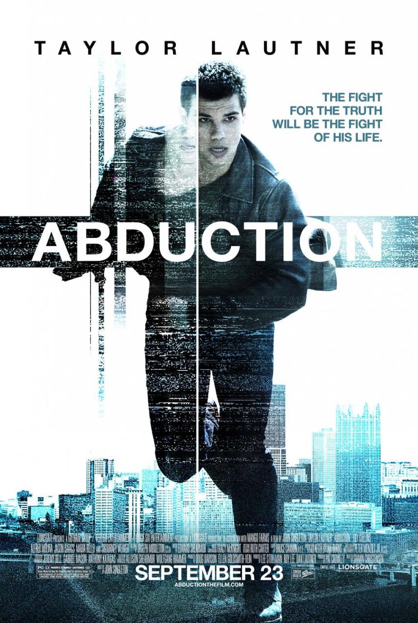 映画『ミッシング ID ABDUCTION』ポスター(2) ▼ポスター画像クリックで拡大します。