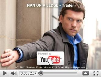 ※クリックでYouTube『崖っぷちの男 MAN ON A LEDGE』予告編へ