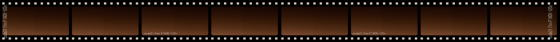 <ブロークンシティのキャスト>フィルム画像@映画の森てんこ森