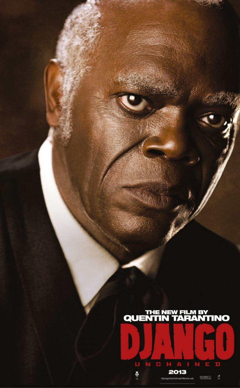映画『ジャンゴ 繋がれざる者 (2012) DJANGO UNCHAINED』ポスター(6) ▼ポスター画像クリックで拡大します。