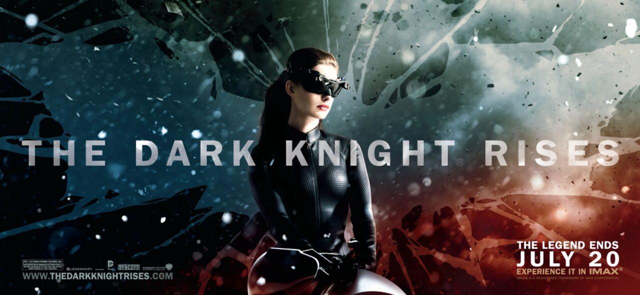 映画『ダークナイト ライジング THE DARK KNIGHT RISES』ポスター(5)▼ポスター画像クリックで拡大します。
