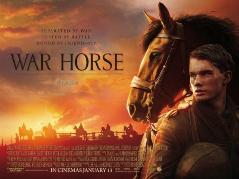 映画『戦火の馬 WAR HORSE』ポスター(2)