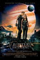 映画『 ジュピター (2014) JUPITER ASCENDING 』ポスター