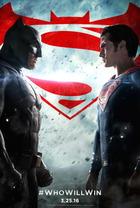 映画『 バットマン vs スーパーマン ジャスティスの誕生 (2015) BATMAN v SUPERMAN: DAWN OF JUSTICE 』ポスター