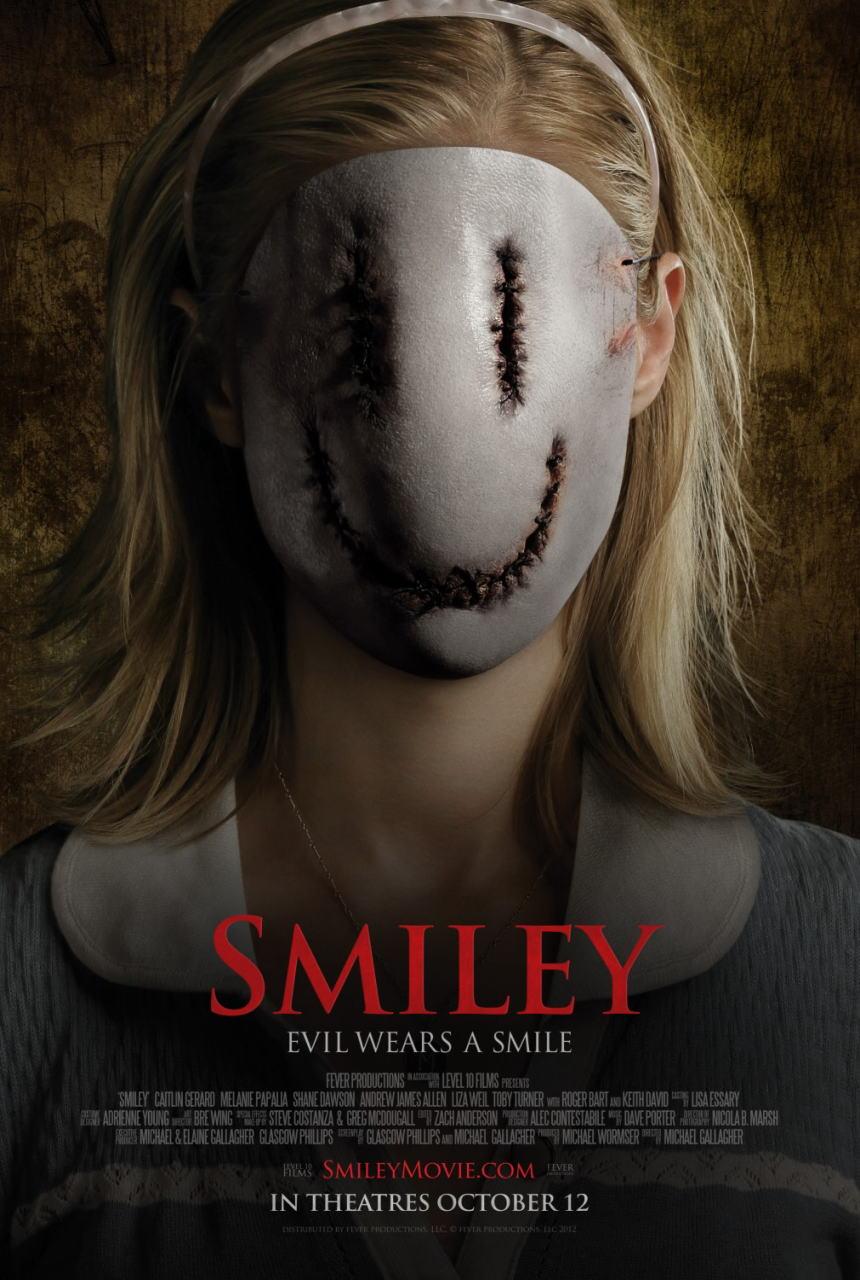 映画『スマイリー SMILEY』ポスター(1)▼ポスター画像クリックで拡大します。