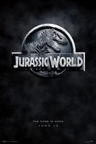 映画『 ジュラシック・ワールド (2015) JURASSIC WORLD 』ポスター