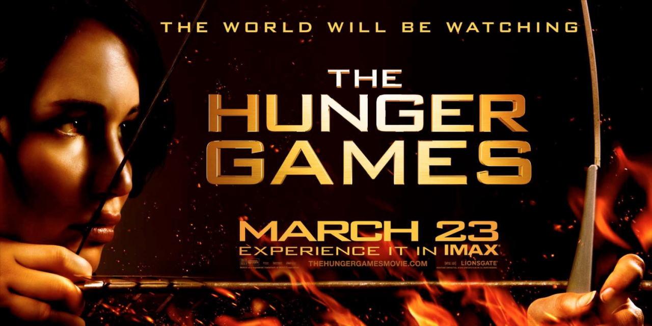 映画『ハンガー・ゲーム THE HUNGER GAMES』ポスター(6) ▼ポスター画像クリックで拡大します。