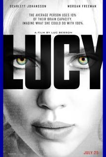 映画『 LUCY/ルーシー (2014) LUCY 』ポスター